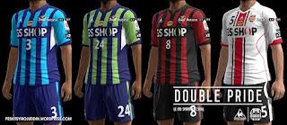 FC Seoul kits 2016-2017 Pes 2013