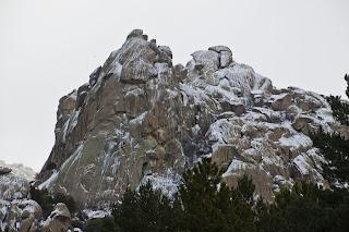 El Pájaro Nevado La Pedriza
