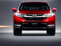2020 Honda CRV Redesign