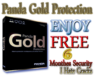 Panda Gold Protection 2016 Free Download With Legal But Free 6 Months Trial Activation Key
