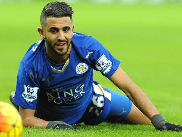 Transferts : Mahrez entre Leicester et le départ !