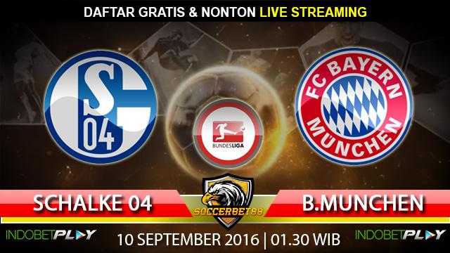 Prediksi Schalke 04 vs Bayern Munchen 10 September 2016 (Liga Jerman)