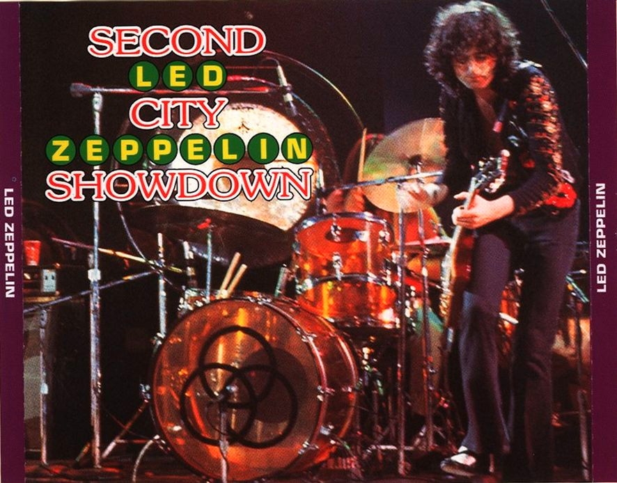 RELIQUARY: Led Zeppelin [1973 07 06] Second City Showdown [SBD] FLAC