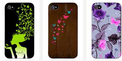 Carcasas iPhone con motivos de la naturaleza