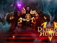 Dungeon Hunter 5 v2.3.0k Mod Apk (Rapid Attack/Anti-Ban) Terbaru