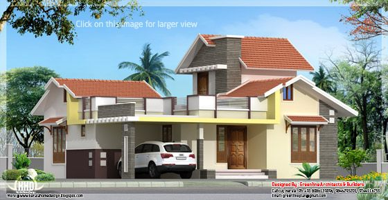 3 bedroom single floor house