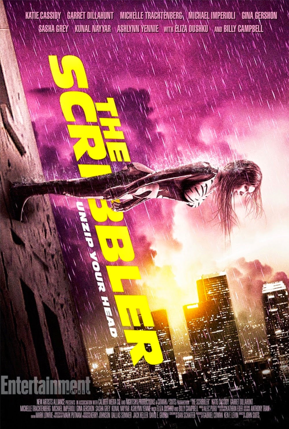 The Scribbler 2014-Full (HD)