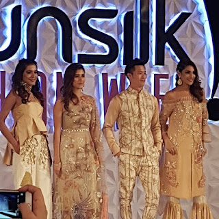 Pakistani Fashion Design Council PFDC Sunsilk Fashion Week 2017 - 2018 Runaway