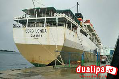 Jadwal Kapal Dorolonda Bulan Oktober 2021