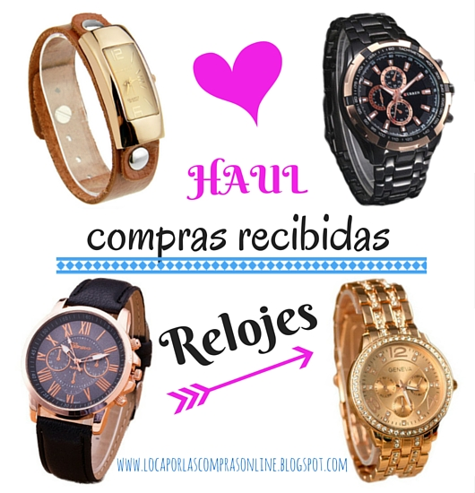 compra moda china relojes low cost