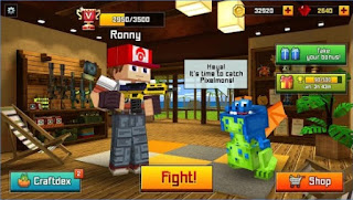 Games Pixelmon Shooting – Online GO Apk