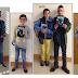 Outubro, Mês das Bibliotecas Escolares: Receção aos alunos do 7º ano