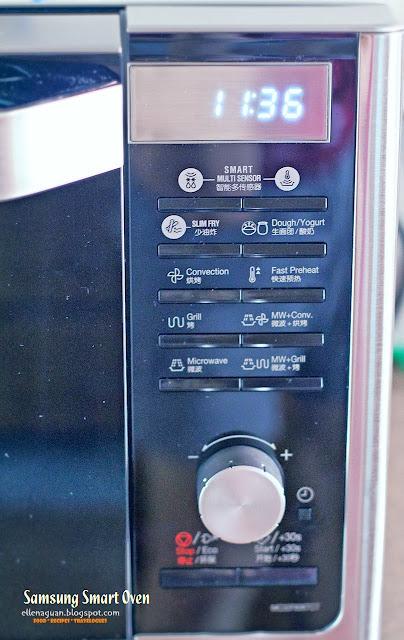Samsung Smart Oven Mc32f606
