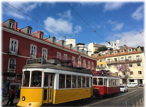 Lizbona i Cascais