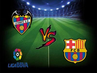 Vs Barcelona Januari Prediksi Skor Bola Levante Vs Barcelona