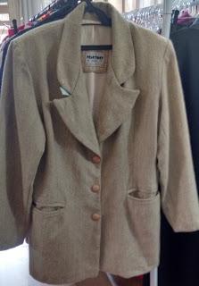 casaco lã Practory tam M