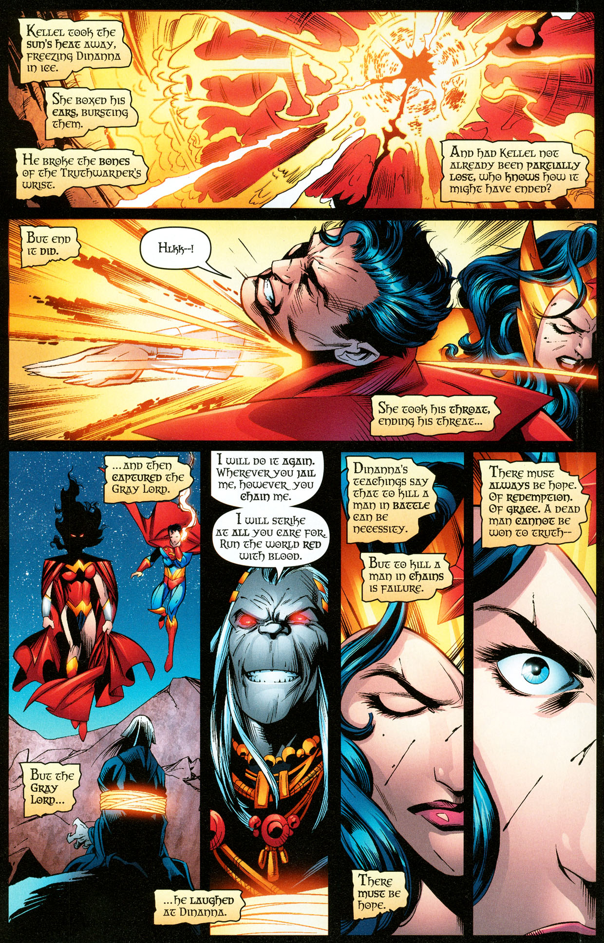 Read online Trinity (2008) comic -  Issue #33 - 11