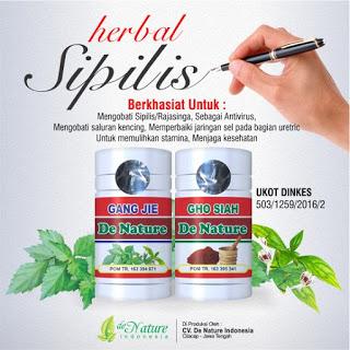 Obat Sipilis De Nature Indonesia Pusat