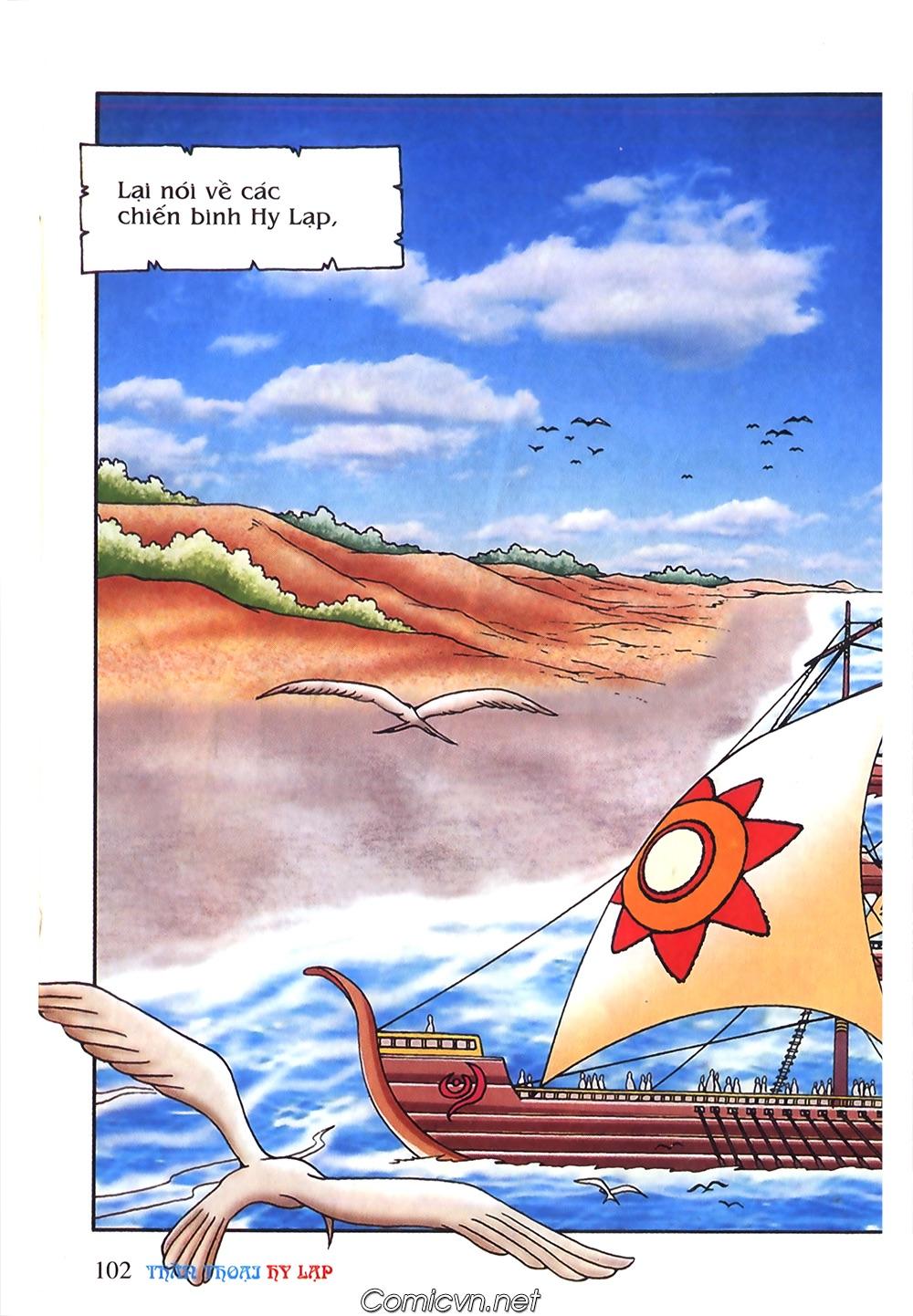 Thần Thoại Hy Lạp Màu - Chapter 55: Trận chiến đầu tiên - Pic 6