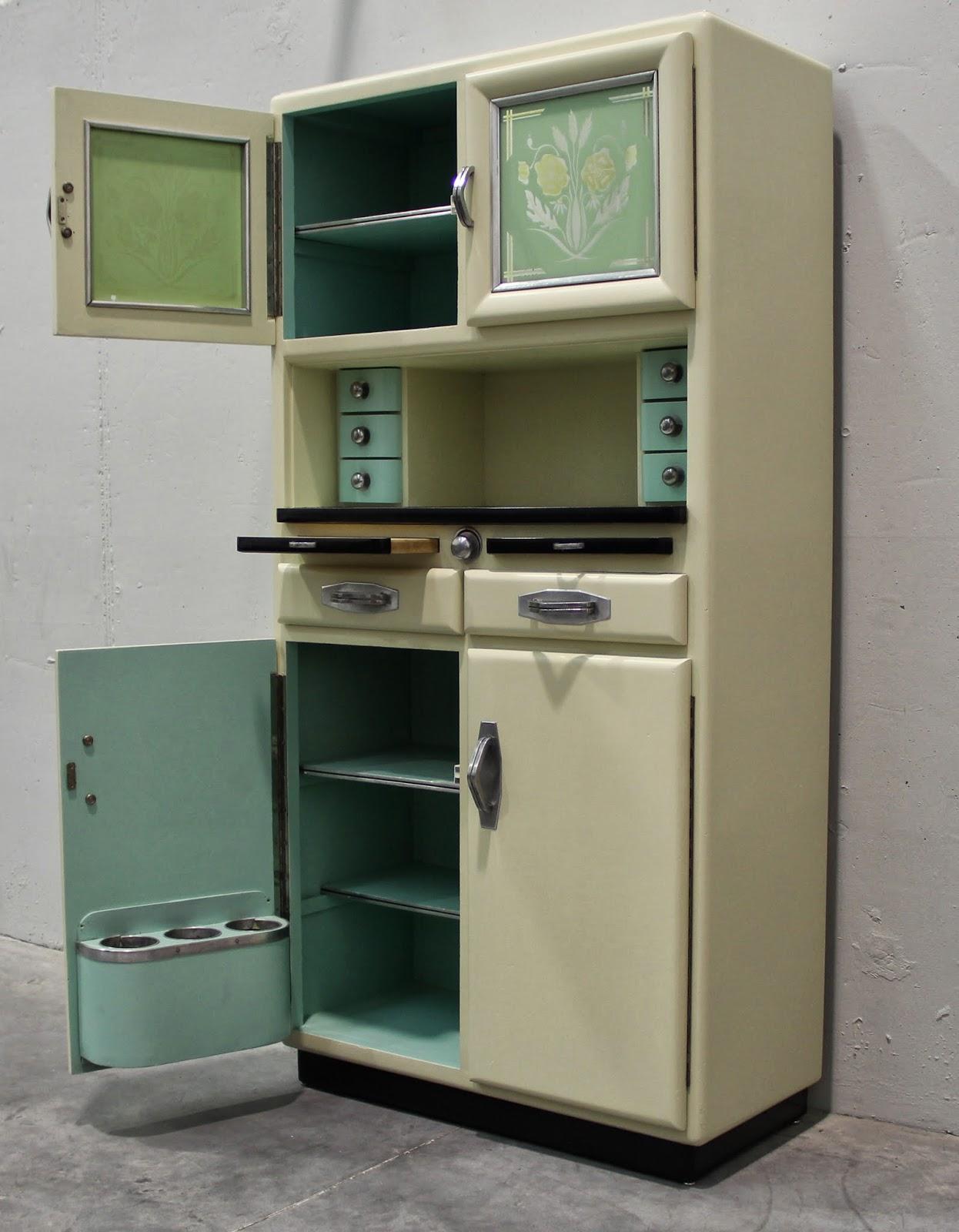 Mueble Para Cocina Vintage   Muebles Tahuari Obtenga Ideas Diseño De ...