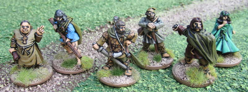 Tim's Miniature Wargaming Blog: Medieval and Medieval Fantasy Gallery