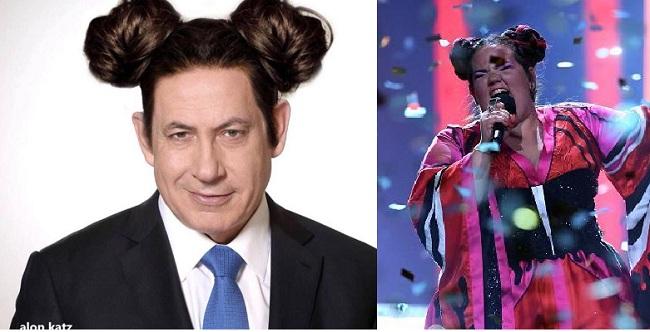 Eurovision: Δεύτερη η Κύπρος με Φουρέιρα δεν έχει κύπριες εκεί μάλλον και έβαλαν την Αλβανίδα- Πρώτο το Ισραήλ δημοκρατικά πάντα!