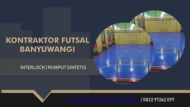 Kontraktor Lapangan Futsal Banyuwangi