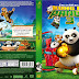 Capa DVD Kung Fu Panda 3