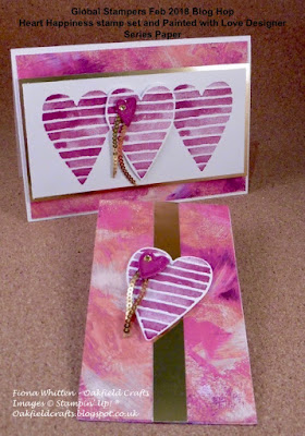 Valentines, Weddings, Oakfield Crafts, Stampin' Up! UK, cards