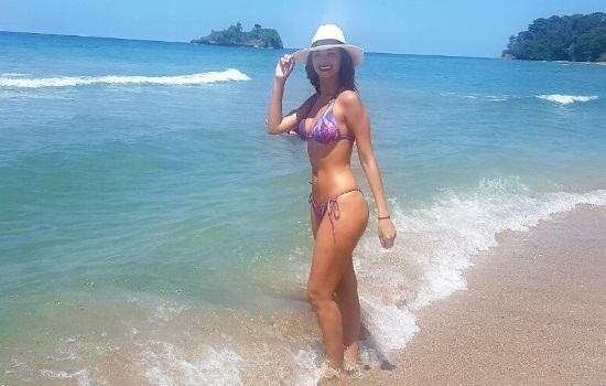 Anabel Angus desnuda