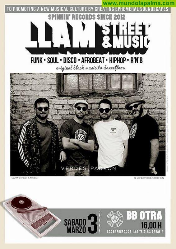 Llam Street & Music en Garafía
