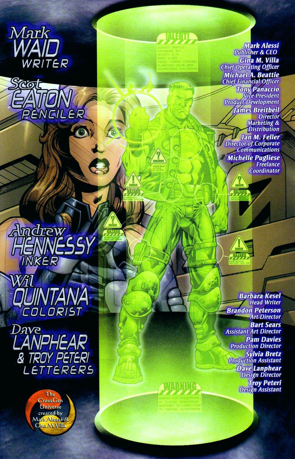 Read online Sigil (2000) comic -  Issue #14 - 24