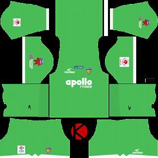 Chennaiyin FC 2018 -  Dream League Soccer Kits