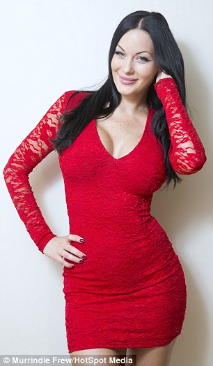 veronika-black-in-red-dress