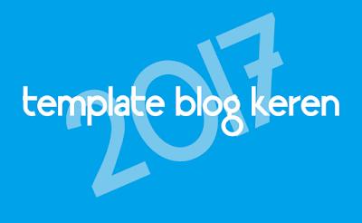 Template Blog Keren Responsive 2017