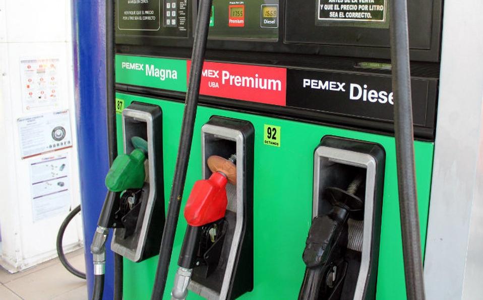 CRE elimina código de color en pistolas para despachar gasolina