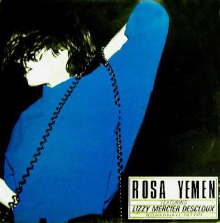 Rosa Yemen, Rosa Yemen