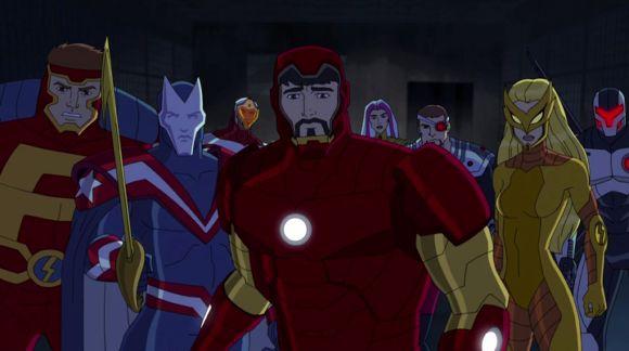 Il mondo di supergoku avengers assemble ultron revolution