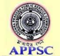 APPSC Group 2 online application