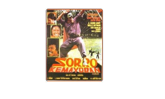 Zorro Kemayoran Benyamin S Jual Film Jadul Dan Barang Antik