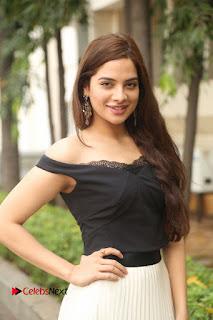 Telugu Actress Tanya Hope Stills at Appatlo Okadundevadu Audio Launch  0012.JPG