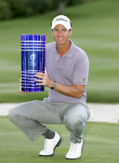 GOLF-Colsaerts consigue el Mundial de Match-Play