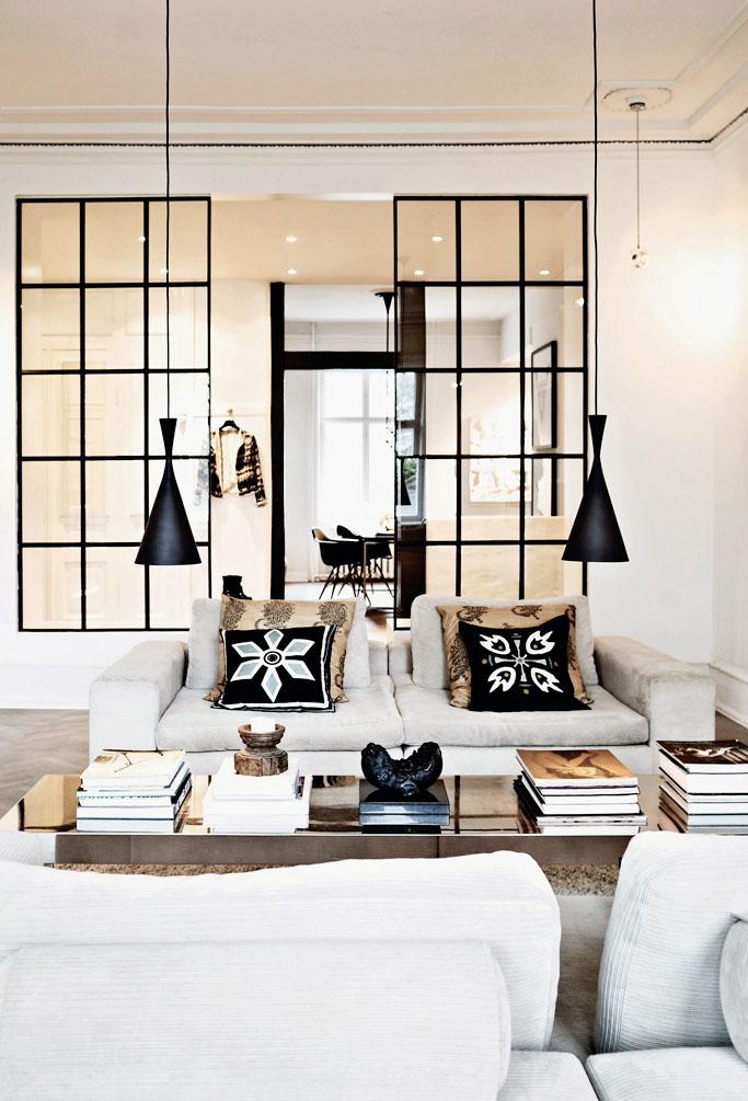 65a8da00a4 my scandinavian home  Beautiful home of danish fashion designer