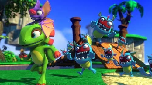 Jogos mais esperados de 2017 para PlayStation 4: Yooka-Laylee