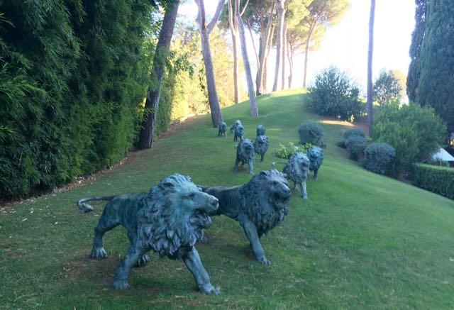 Best Pools in Rome {Rome Cavalieri – Waldorf Astoria Hotels & Resorts}