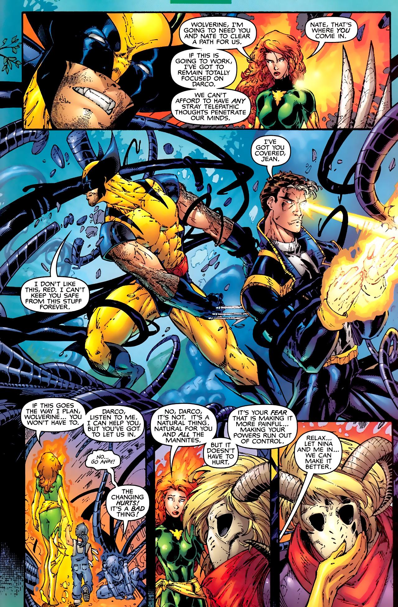 Read online Astonishing X-Men (1999) comic -  Issue #2 - 19