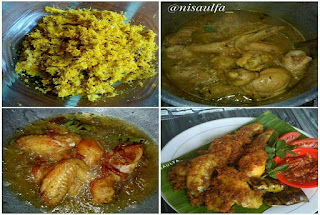 Resep Cara Mebuat Ayam Goreng Rempah yang Enak dan Bumbunya Menyerap Banget