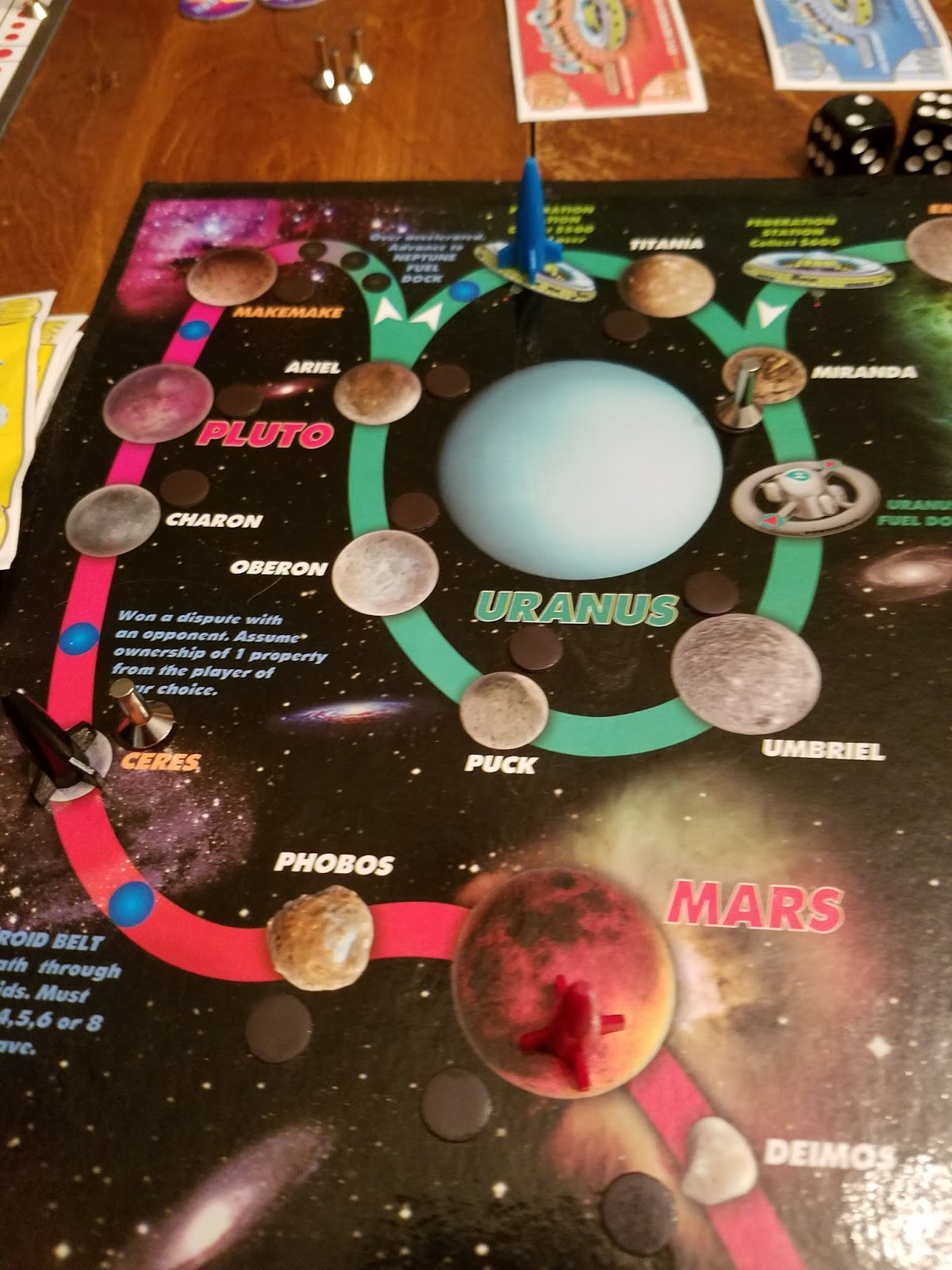 Solarquest The Space Real Estate Game Mission To Mars