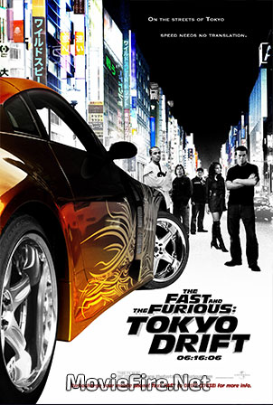 The Fast and the Furious: Tokyo Drift (2006) 1080p