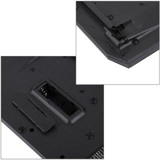 kit tasteira mouse wireless senza fili
